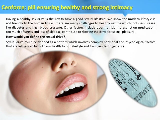 Good sex pills