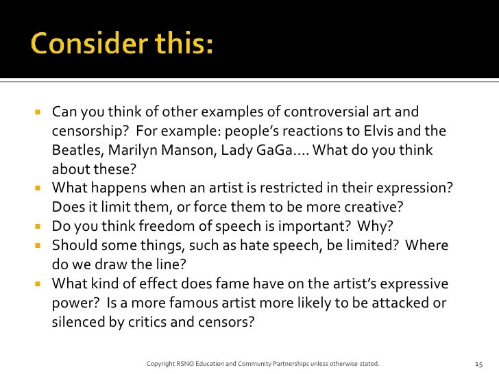 Censorship Essays: Topics, Examples - How To Write Papers ...