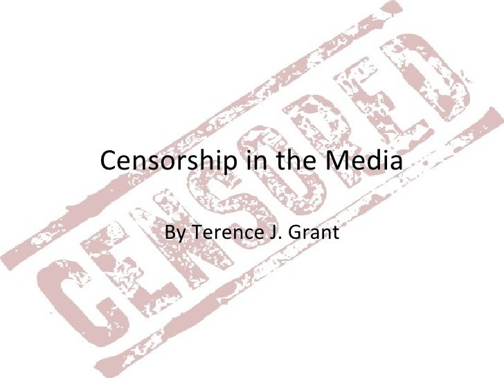 censorship in media by terence j grant jpg cb  my goal for 2016 essay