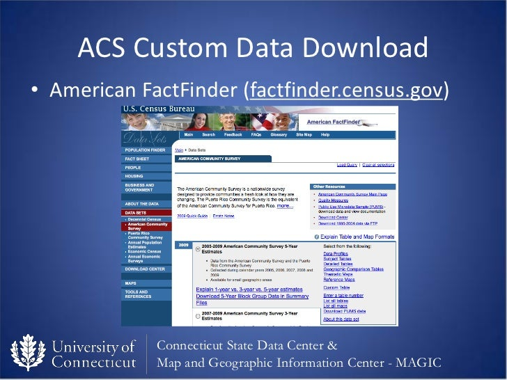 american factfinder download center download pdf