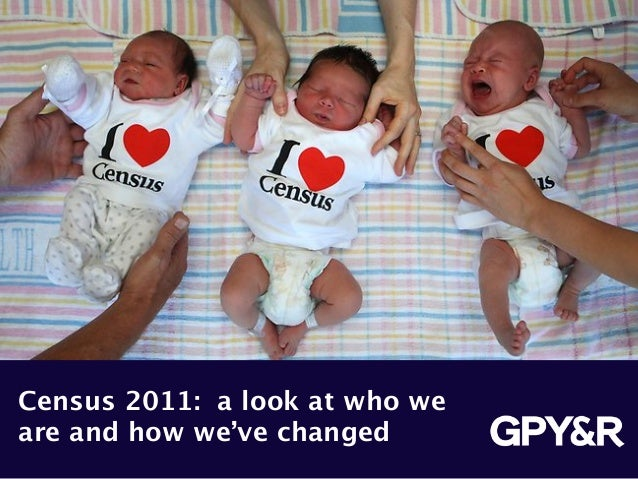 Census 2011: a look at who weare and how we've changed