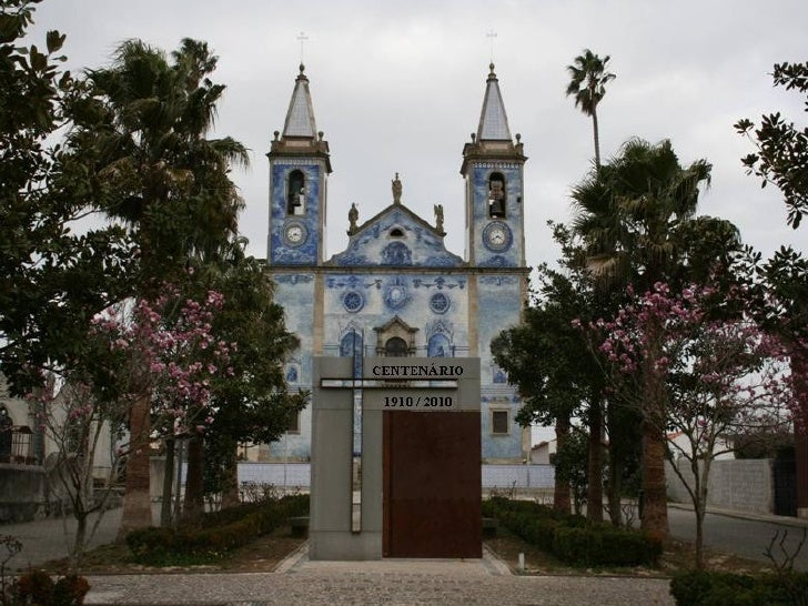 CENTÉSIMO ANIVERSÁRIO DA EDIFICAÇÃO DA IGREJA MATRIZ DE CORTEGAÇA
