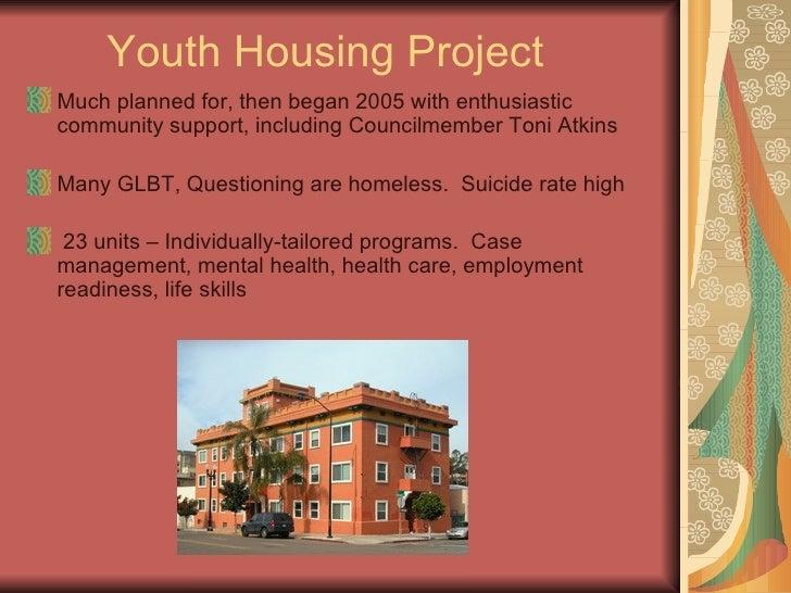 San diego gay and lesbian community center