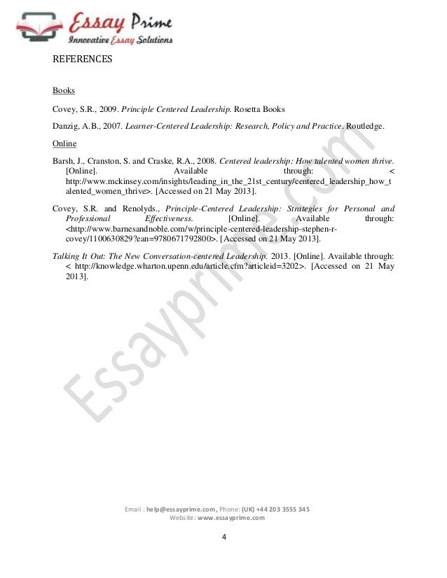 leadership experiences essay Read leadership essay- my leadership skills from the story leadership by kaylawallace0  i would say that through different experiences, such as sport,.