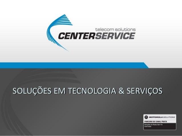 SOLUÇÕES EM TECNOLOGIA & SERVIÇOSSOLUÇÕES EM TECNOLOGIA & SERVIÇOS