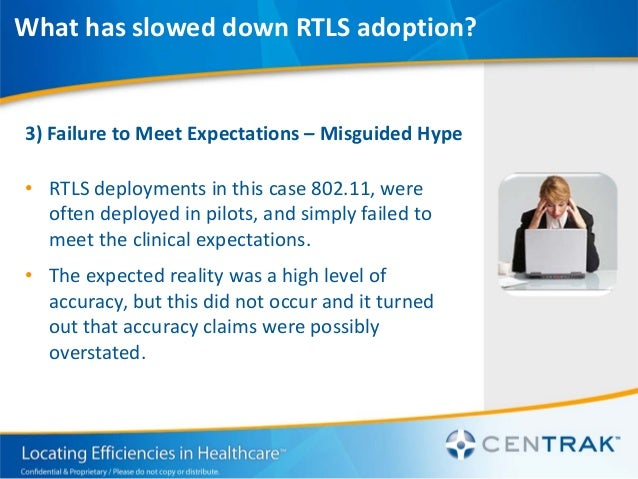 The Current Reality of RTLS in Healthcare_CenTrak RTLS ...