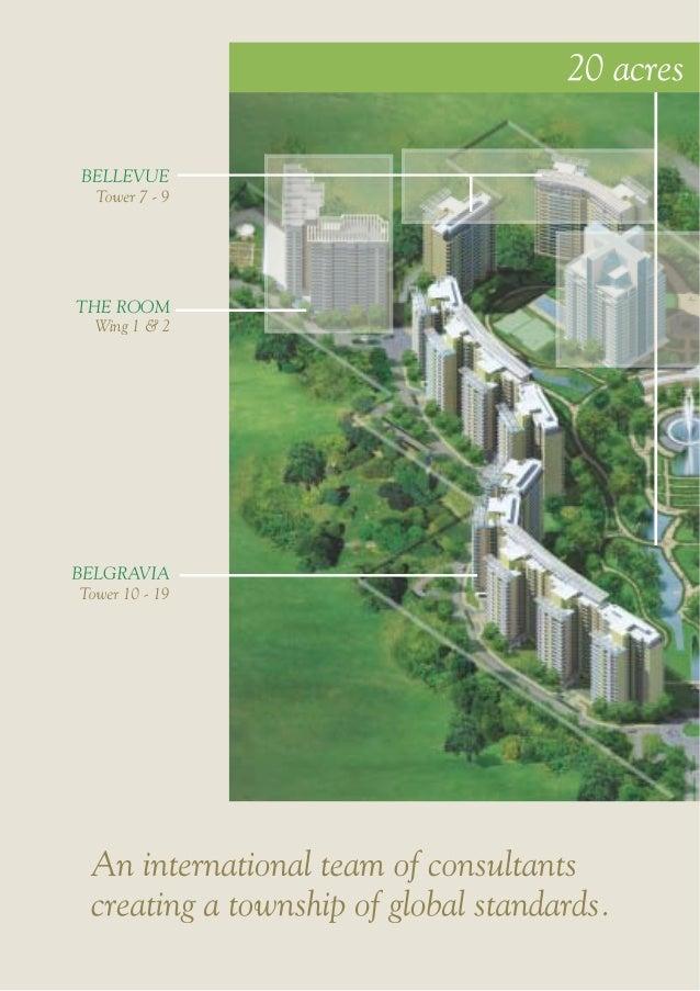 Central Park 2 Belgravia Luxury Apartments Brochure