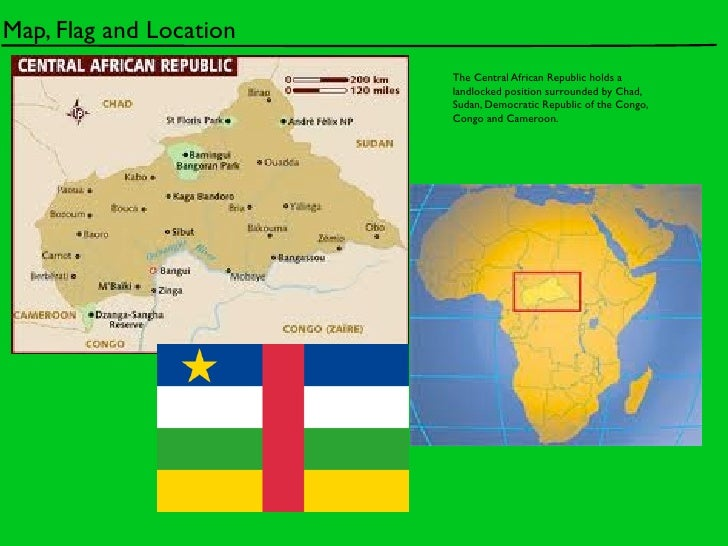 Central africa project