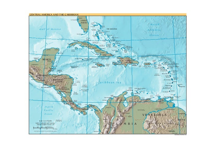CENTRAL AMERICA AND THE CARIBBEAN                                               90                                        ...