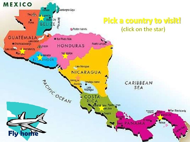 Central America Powerpoint