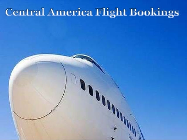 If you want to travel to cities in Central America, you have a wide range of options to choose from. All leading airlines ...