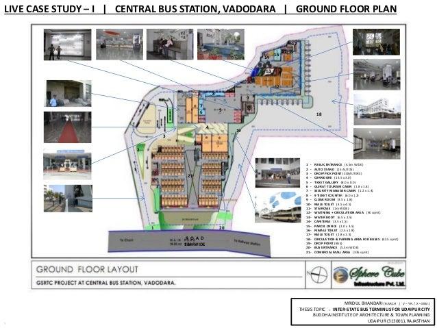 Central Bus Station Vadodara