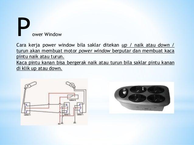 Central Door Lock  Alarm  Power Window  Power Mirror
