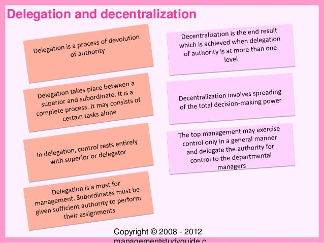 why did ford change decentralization to centralization Fordism at ford: spatial decentralization and labor segmentation at the ford  itself contains contradictory logics of centralization and decentralization,.