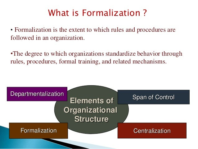 describe the structure of the organisational Organizational structure refers to the way that an organization arranges people and jobs so that its work can be performed and its goals can be met.
