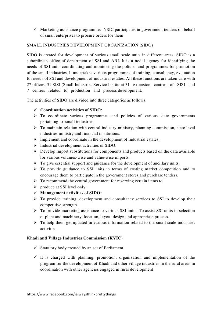 Central level institutions supporting entrepreneurs Slide 2
