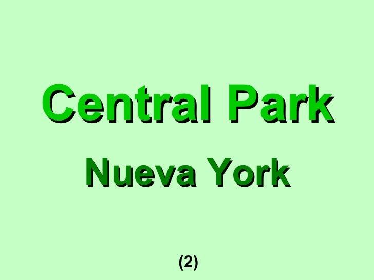 Central Park Nueva York (2)