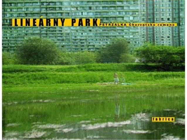 Lineárny park Petržalka