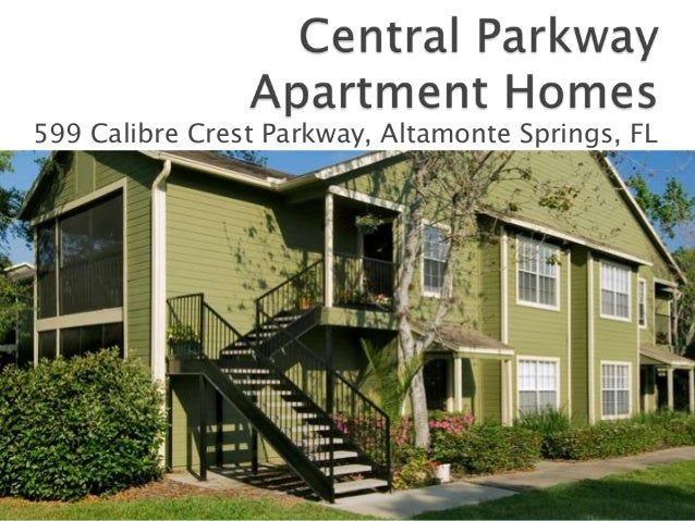 Central Parkway Apartment Homes Altamonte Springs Fl