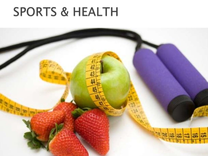 SPORTS AND HEALTH by Freddy Endara