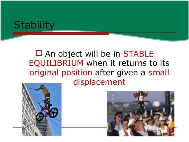 Page 53  Neutral Equilibrium  Unstable Equilibrium