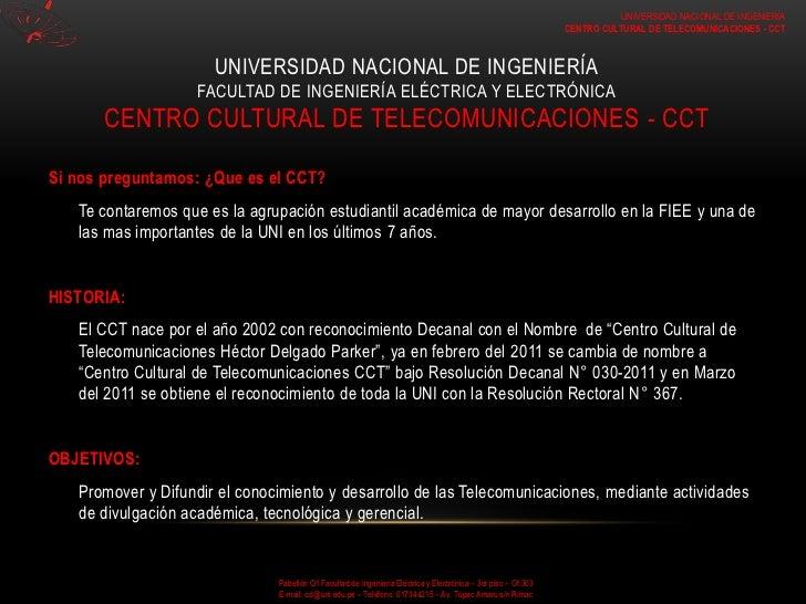 UNIVERSIDAD NACIONAL DE INGENIERÍA                                                                                        ...