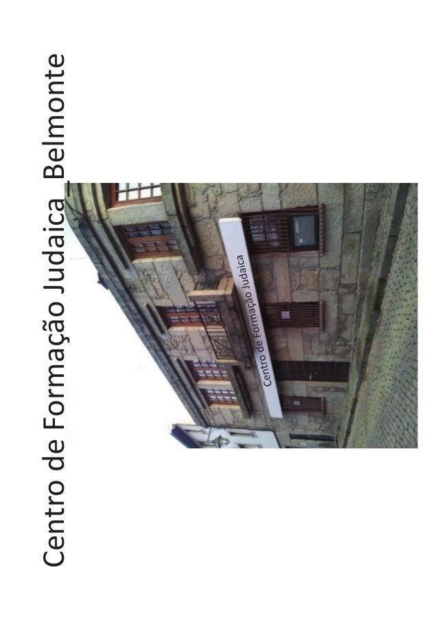 Centro de Formação Judaica_Belmonte