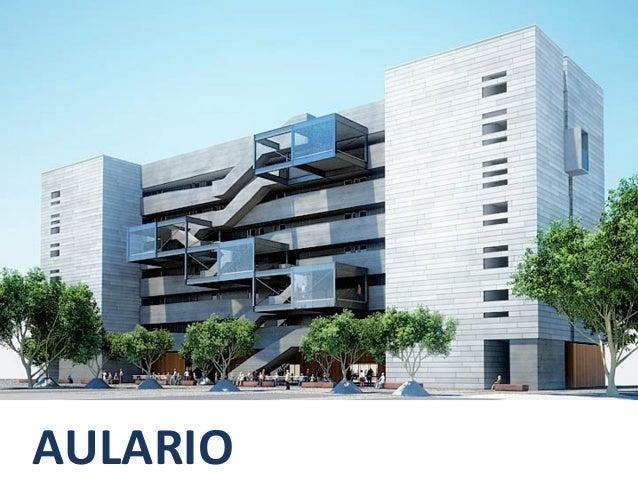 Centro de innovaci n acad mica pucp 2014 for Edificios educativos arquitectura