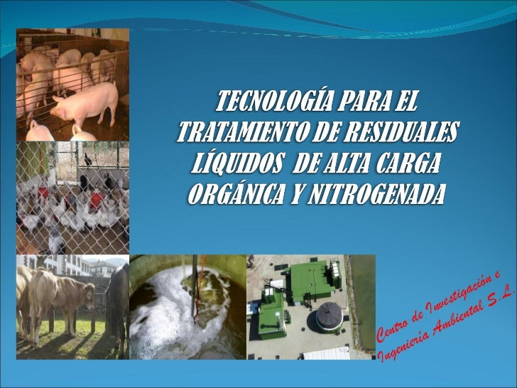 Centro de Investigación e Ingeniería Ambiental S.L.