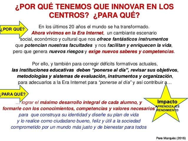 ¿Qué hacen los centros innovadores? (informe-5, julio 2018) Slide 2