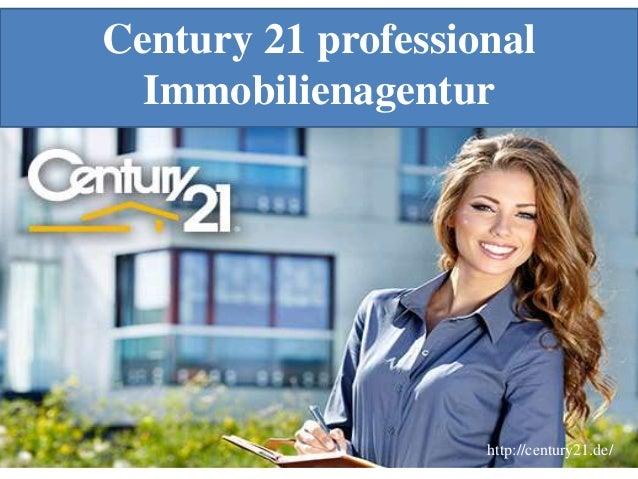 Century 21 professional Immobilienagentur http://century21.de/