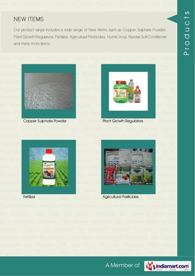 Century Agro Chemicals, Pune, Pesticide Chemicals Slide 3