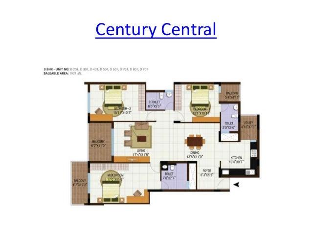 Century central Slide 3