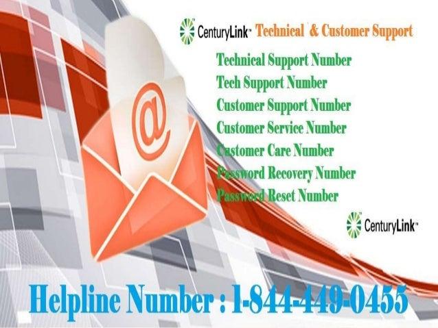 Centurylink Tech Support Phone Number