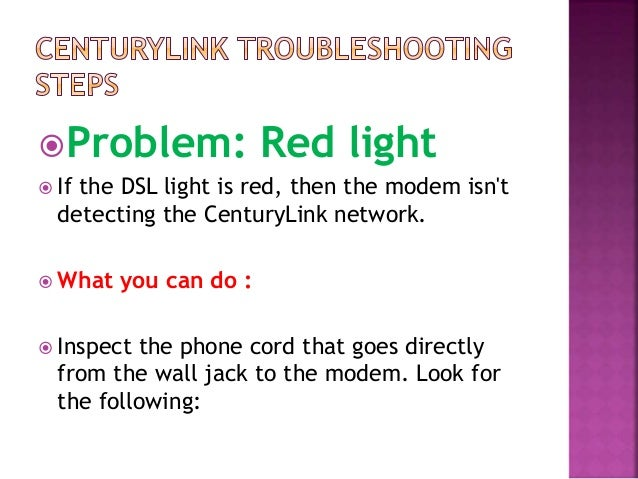Centurylink Dsl Light Blinking Green No Internet Shelly