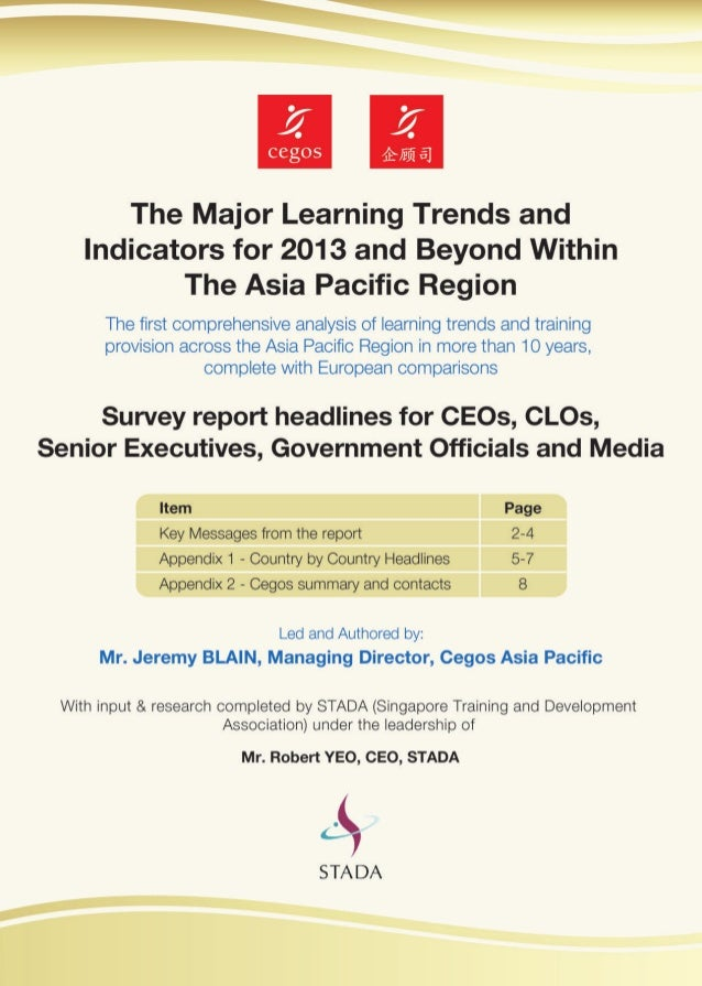 Ceo.clo summary learning trends for apac 2013 cegos