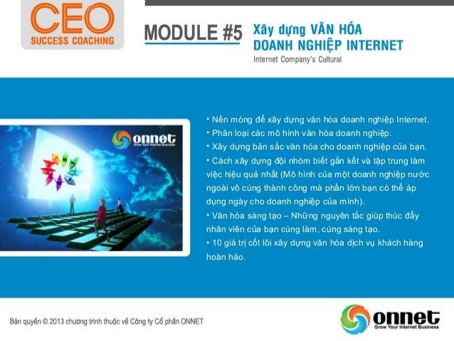 • Quảng cáo trực tuyến và tùy chỉnh quảng cáo để tiếtkiệm chi phí và đạt hiệu quả cao nhất.• Những kiến thức về Blog Marke...