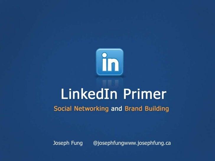 Joseph Fung      @josephfungwww.josephfung.ca<br />