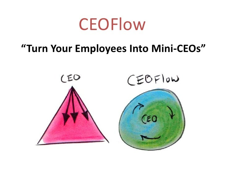 "CEOFlow<br />""Turn Your Employees Into Mini-CEOs""<br />"