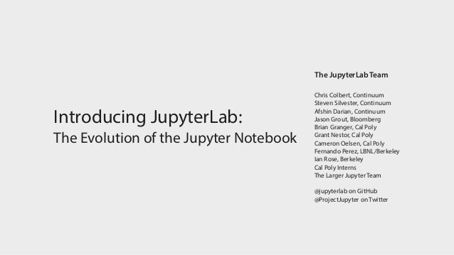 Python and Jupyter: Your Gateway for Learning