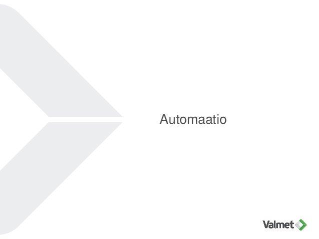 Automaatio