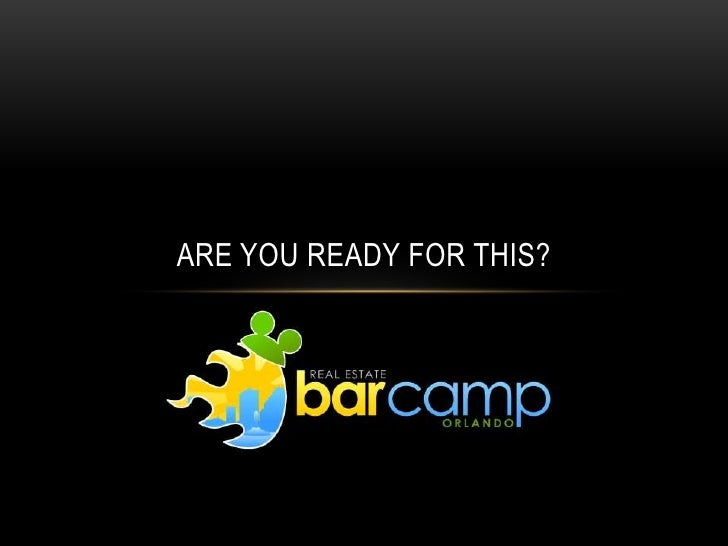 Are YoU ready for this?<br />