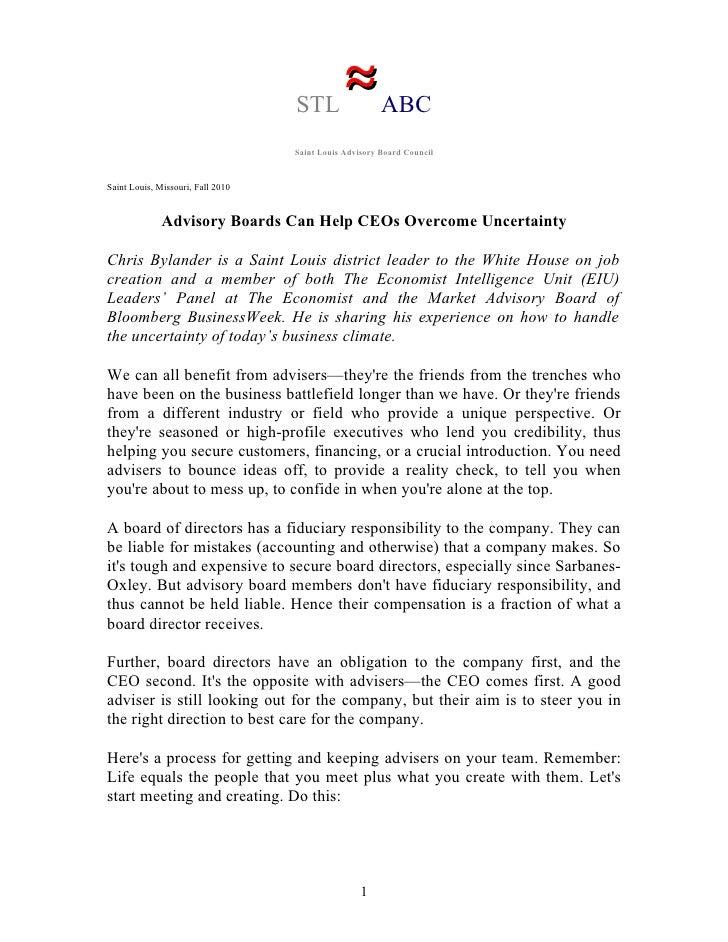 STL                                       ≈ABC                                    Saint Louis Advisory Board Council   Sai...