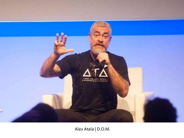 Alex Atala   D.O.M.