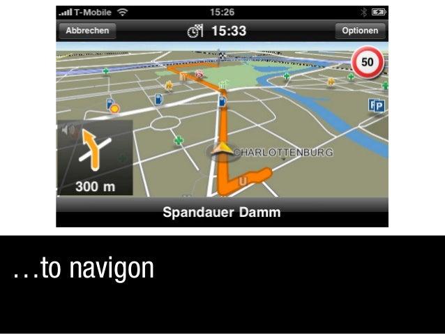 …to navigon
