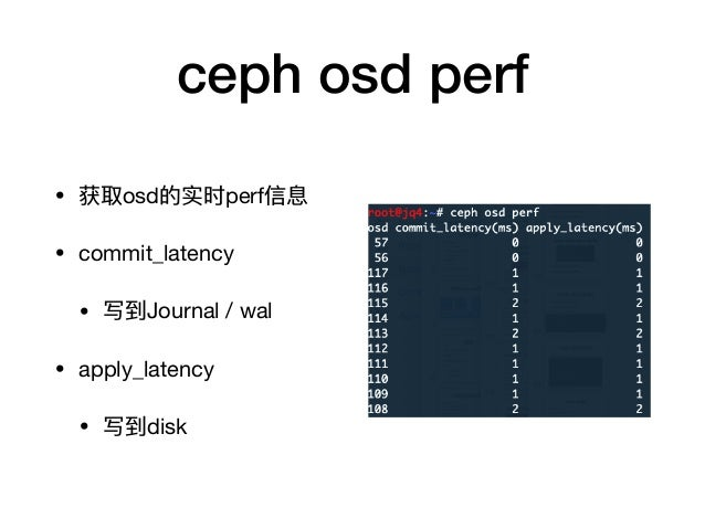 Ceph monitor-op