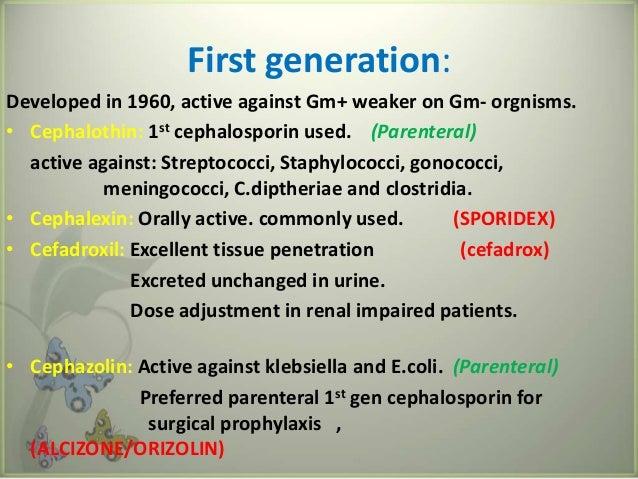 Csf antibiotic penetration