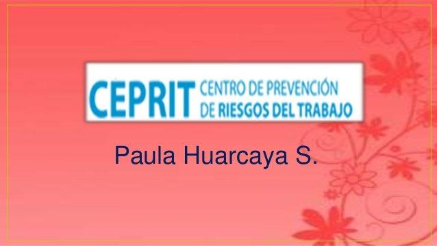 Paula Huarcaya S.