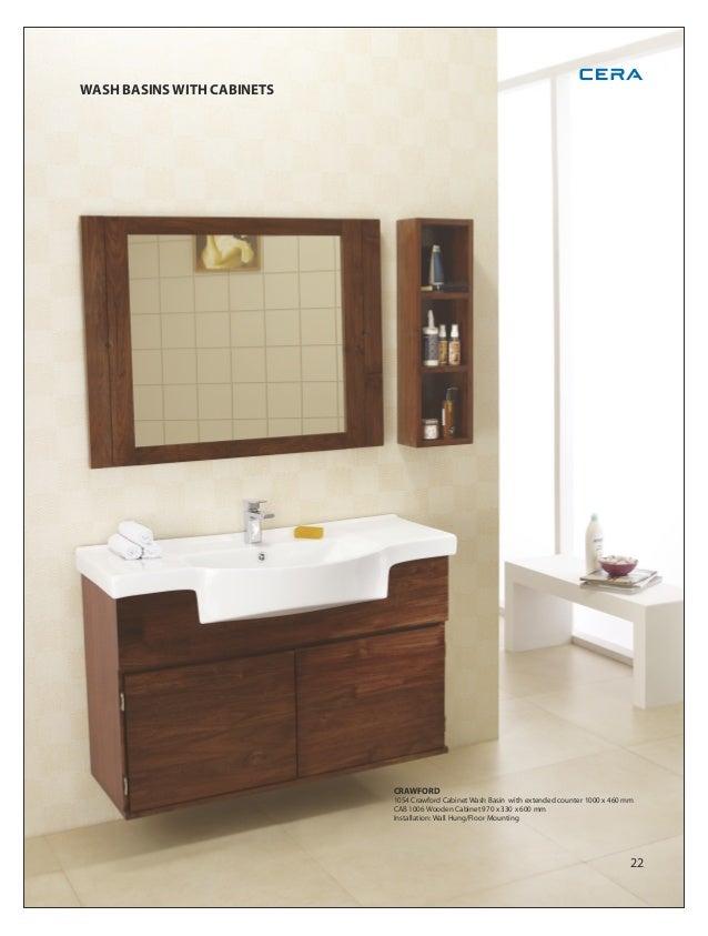 Wash Basins With Cabinets | Bar Cabinet