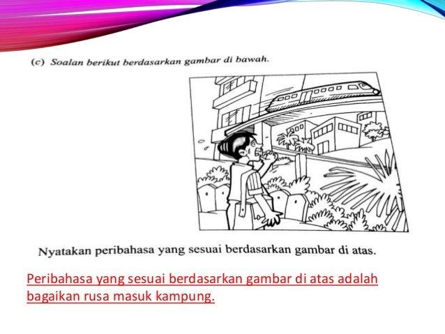 Bagai Rusa Masuk Kampung In English